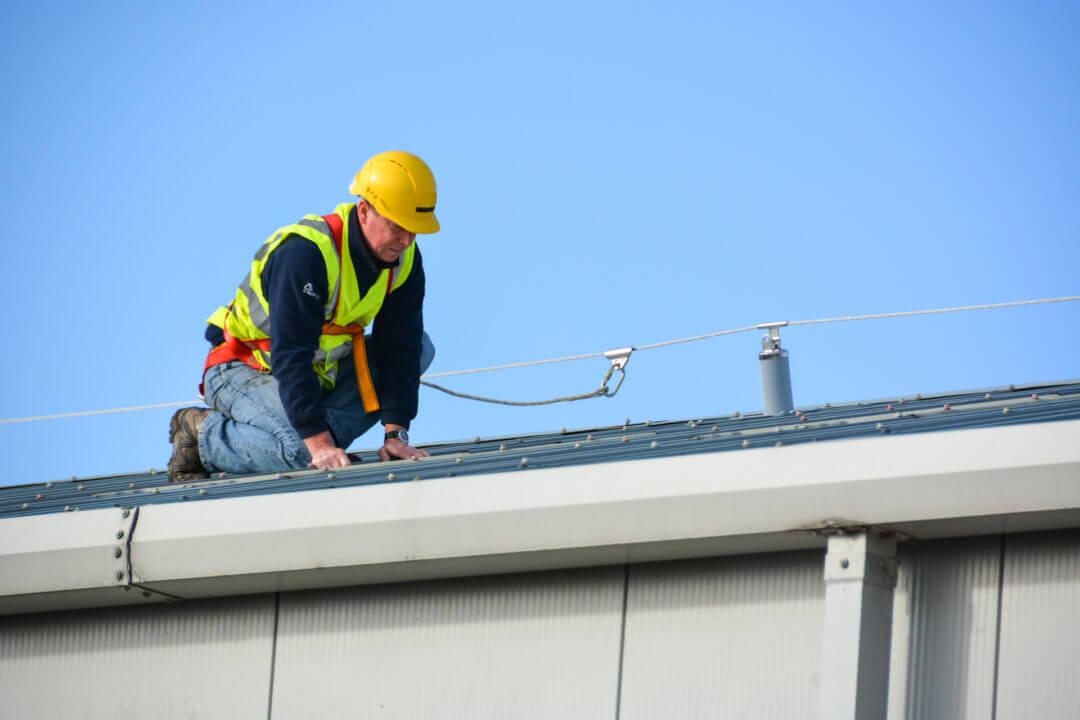 Sheet Roof Derbyshire