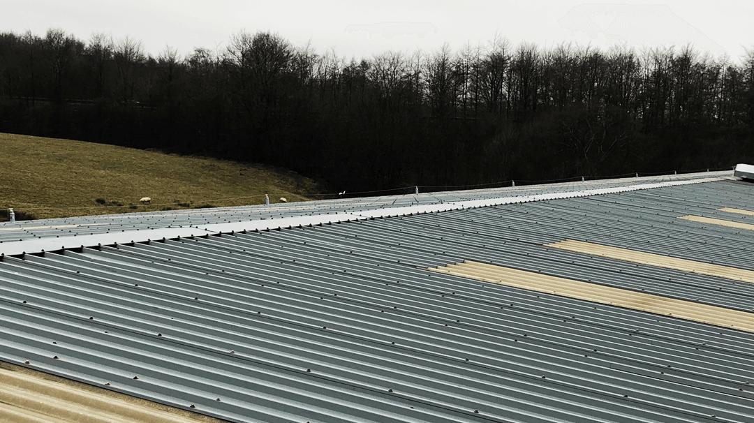 Sheet Roof Lancashire